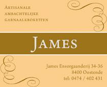 James<br>Oostende, Belgium