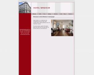 Hotel Windsor<br>Copenhagen, Denmark