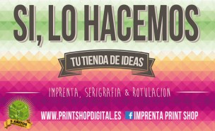 Print Shop Digital<br>Torremolinos, Spain