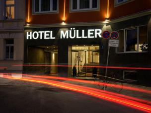 Hotel Müller München*** <br>Munich, Germany