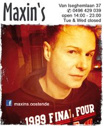 Maxin's<br>Oostende, Belgium