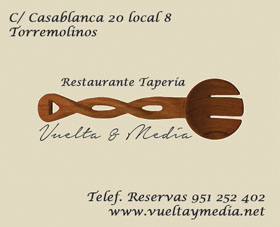 Vuelta y Media Restaurant<br>Torremolinos, Spain