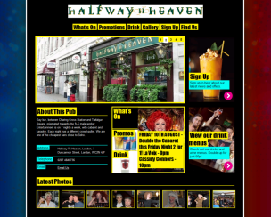 Halfway 2 Heaven<br>London, United Kingdom