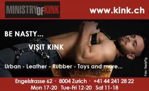 Ministry of Kink<br>Zurich, Switzerland