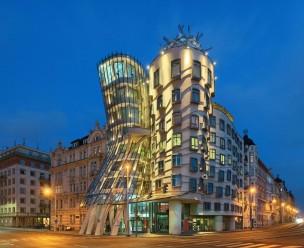 Dancing House Hotel<br>Prague, Czech Republic