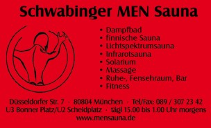 Schwabinger Mensauna<br>Munich, Germany