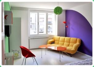 Lollipop Apartment Zagreb**<br>Zagreb, Croatia