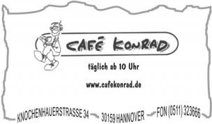 Café Konrad<br>Hannover, Germany