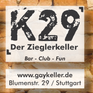 K 29 - Der Zieglerkeller<br>Stuttgart, Germany