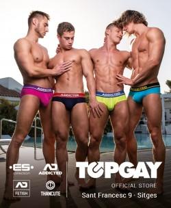 TOPGAY<br>Sitges, Spain