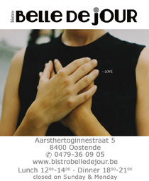 Belle De Jour<br>Oostende, Belgien