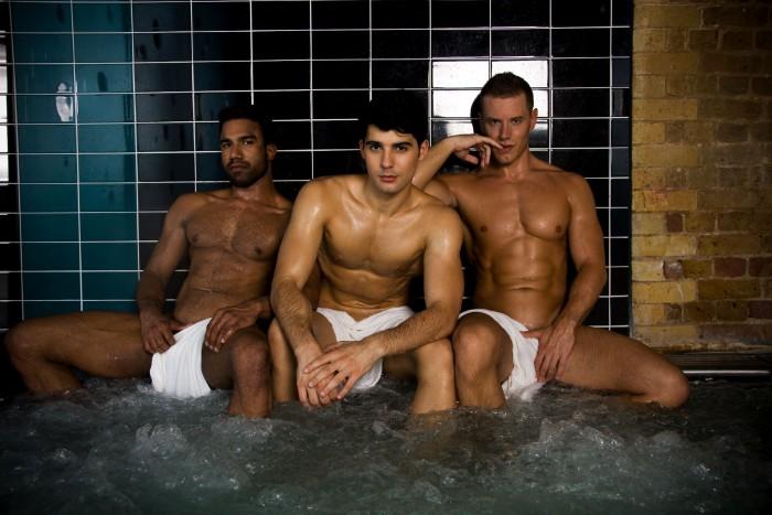 from Jaxson new gay sauna london
