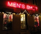 Men's Shop<br>Copenhagen, Denmark