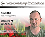 Massage from Hell<br>Cologne, Germany