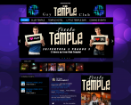 Club Temple<br>Prague, Czech Republic