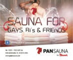 PAN-SAUNA<br>Cologne, Germany