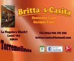Britta's Restaurante<br>Torremolinos, Spanien