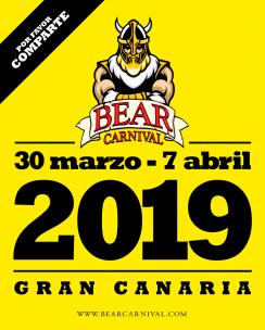 Bear Carnival Maspalomas 2019<br>Playa del Ingles, Spain