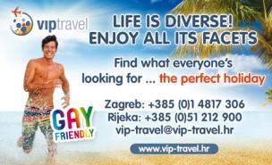 VIP Travel<br>Zagreb, Kroatien