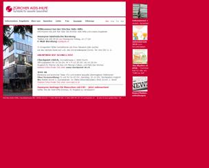 Zürcher AIDS-Hilfe<br>Zurich, Switzerland