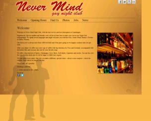 Never Mind<br>Copenhagen, Denmark