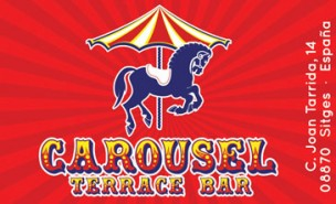 Carousel<br>Sitges, Spain
