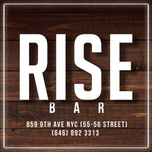 Rise Bar<br>New York City, United States