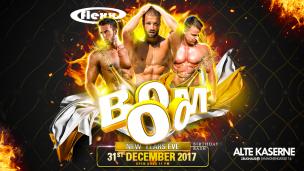 Flexx BOOOM –New Year's Eve Party <br>Zurich, Switzerland