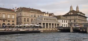 Rathaus Café<br>Zurich, Switzerland