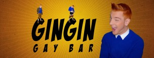 GINGIN Gay Bar<br>Barcelona, Spain