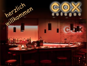COX Cologne<br>Cologne, Germany