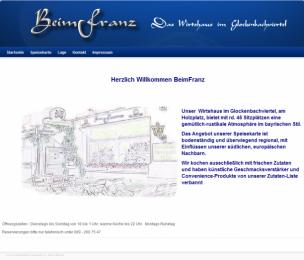 Beim Franz<br>Munich, Germany