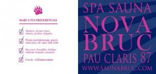 Sauna Nova Bruc<br>Barcelona, Spain