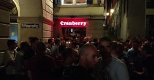 Cranberry<br>Zurich, Switzerland