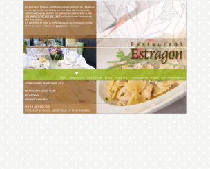 Restaurant Estragon<br>Nuernberg, Germany