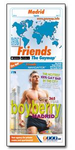 Update Friends The Gaymap Madrid