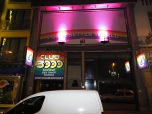 Club 3000<br>Brussels, Belgium