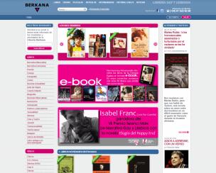 Libreria Berkana<br>Madrid, Spain