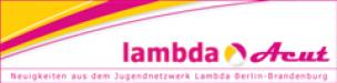 Jugendnetzwerk Lambda Berlin-Brandenburg e.V.<br>Berlin, Germany