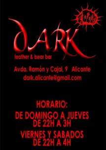 Dark<br>Alicante, Spain