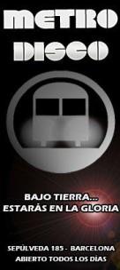 Metro<br>Barcelona, Spain