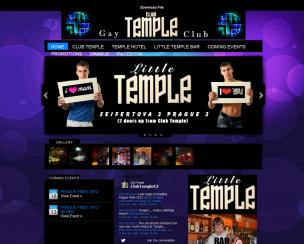 Club Temple<br>Prague, Czech Republic