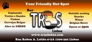 TR3S LISBOA  ´TRES´<br>Lisbon, Portugal