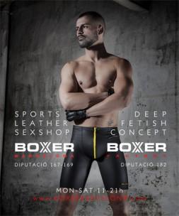 Boxer Barcelona (X-BOYZ)<br>Barcelona, Spain