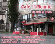 't Pleintje<br>Oostende, Belgium