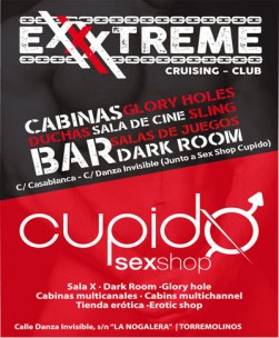 Exxxtreme Cruising Club<br>Torremolinos, Spain