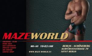 MazeWorld<br>Berlin, Germany