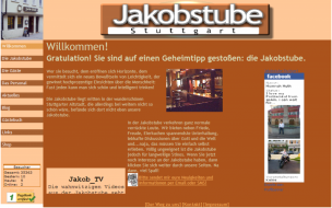 Jakobstube<br>Stuttgart, Germany