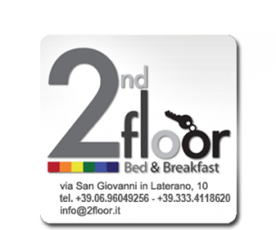 2nd Floor B&B<br>Rome, Italy