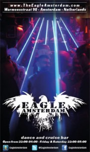 EAGLE AMSTERDAM<br>Amsterdam, The Netherlands